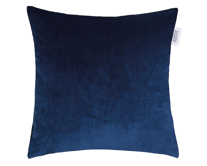 SCHÖNER WOHNEN-Kollektion - Dash Zierkissenhülle - blau-grün - 2