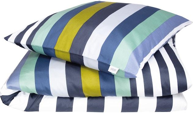 SCHÖNER WOHNEN-Kollektion - Focus Bettwäsche - blau-grün 135x200cm - 3