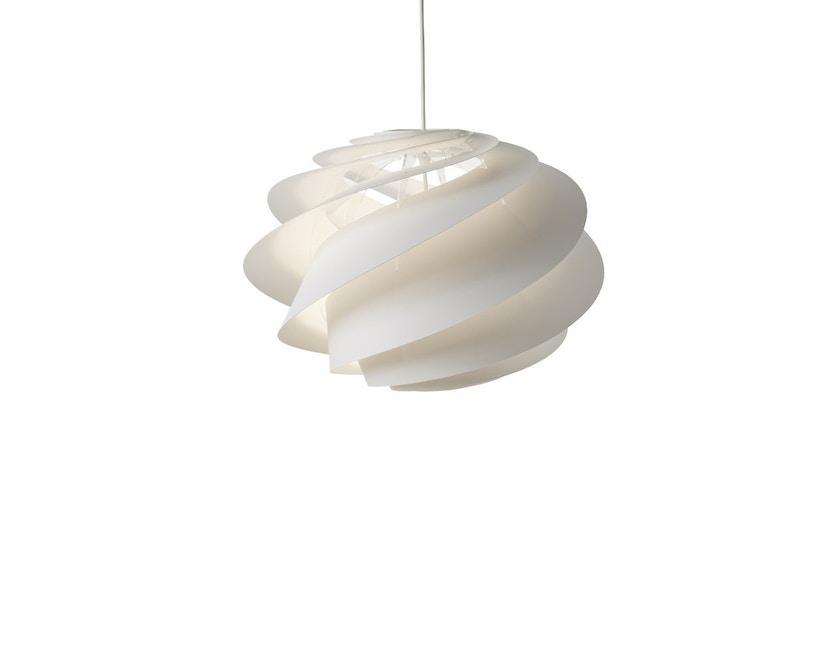 Le Klint - Swirl 1 hanglamp - wit - 2