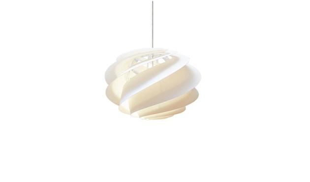 Le Klint - Swirl 1 Hängeleuchte - weiß - M - 3