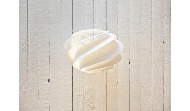 Le Klint - Swirl 1 hanglamp - wit - 5