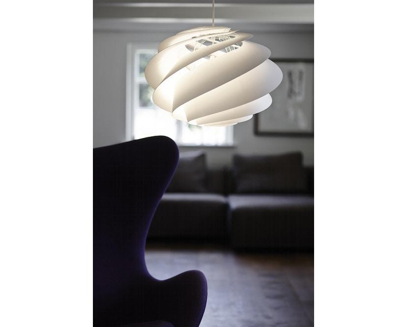 Le Klint - Swirl 1 Hängeleuchte - weiß - M - 7