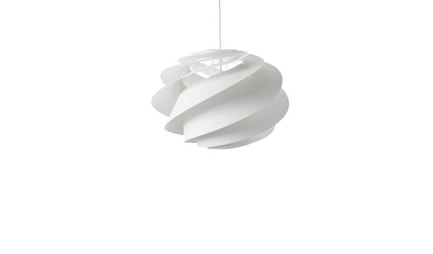 Le Klint - Swirl 1 hanglamp - wit - 1