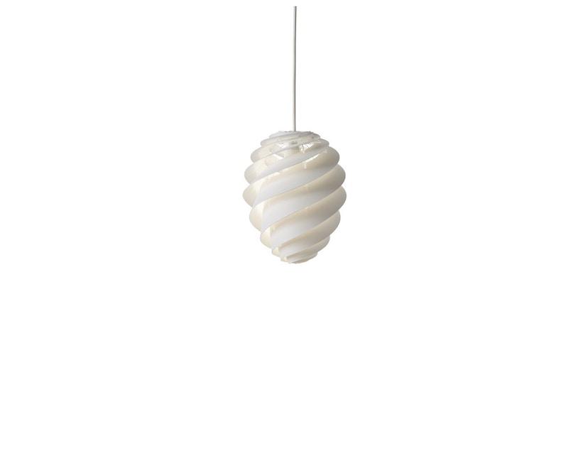 Le Klint - Swirl 2 Hängeleuchte - weiß - S - 2