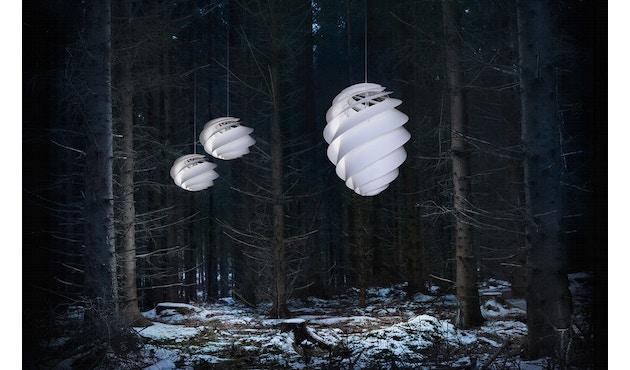Le Klint - Swirl 2 Hängeleuchte - weiß - S - 11