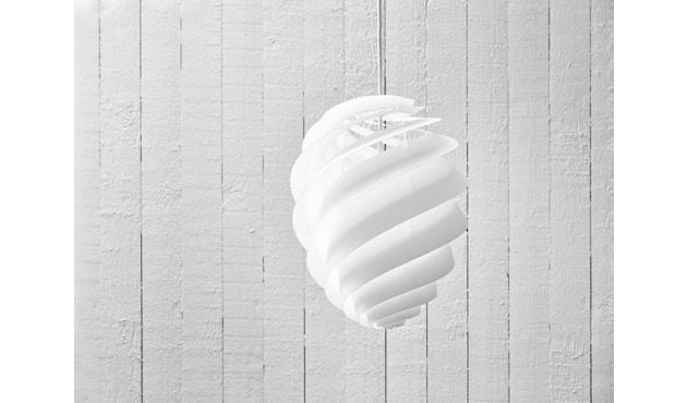 Le Klint - Swirl 2 Hängeleuchte - weiß - S - 9