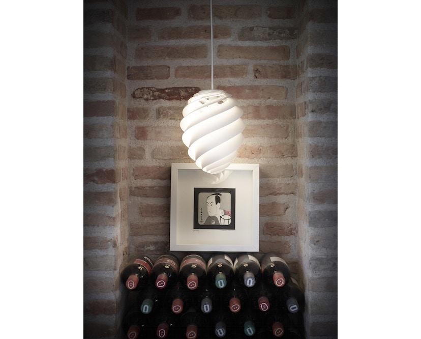 Le Klint - Swirl 2 Hängeleuchte - weiß - S - 10