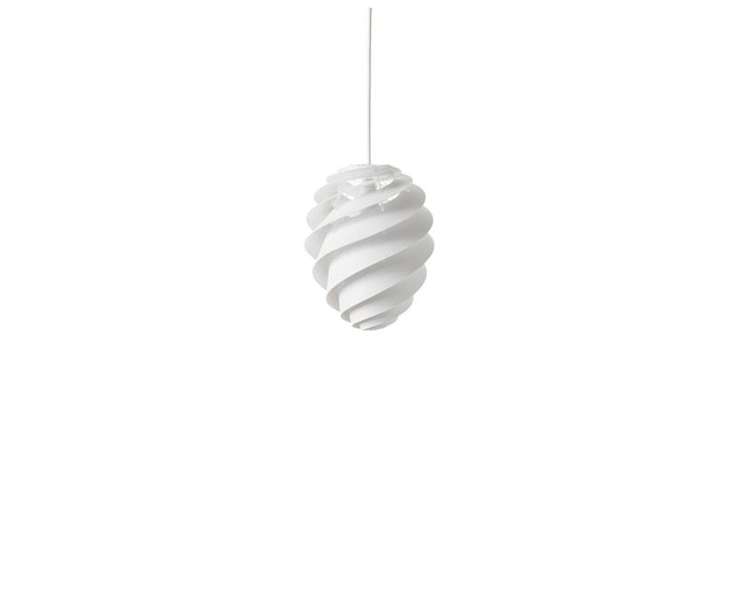 Le Klint - Swirl 2 Hängeleuchte - weiß - S - 1