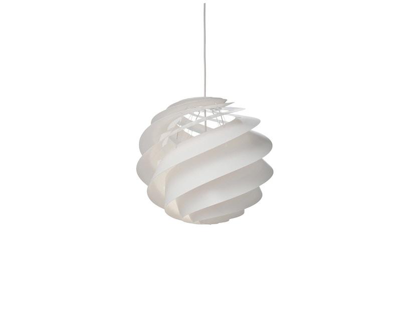 Le Klint - Swirl 3 Hängeleuchte - weiß - M - 2