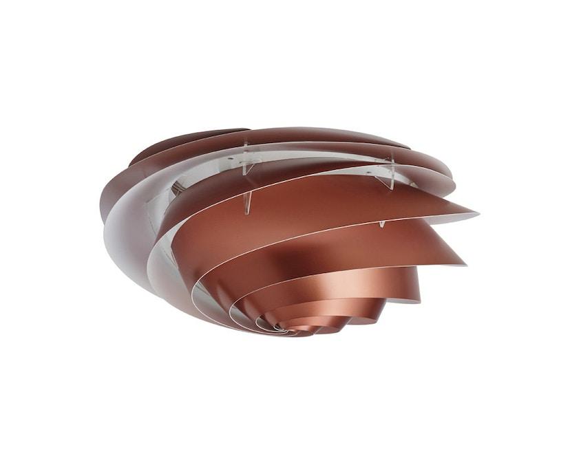 Le Klint - Swirl plafond-/wandlamp - koper - S - 3