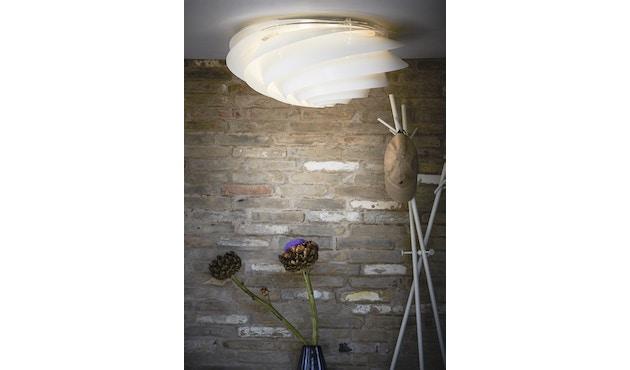 Le Klint - Swirl plafond-/wandlamp - koper - S - 9