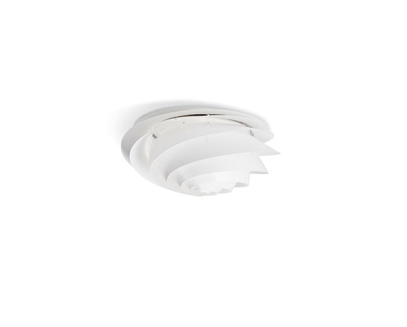 Le Klint - Swirl plafond-/wandlamp - wit - S - 3