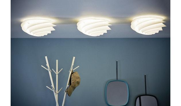 Le Klint - Swirl plafond-/wandlamp - 2