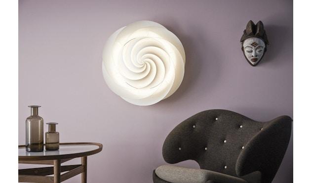 Le Klint - Swirl plafond-/wandlamp - 3
