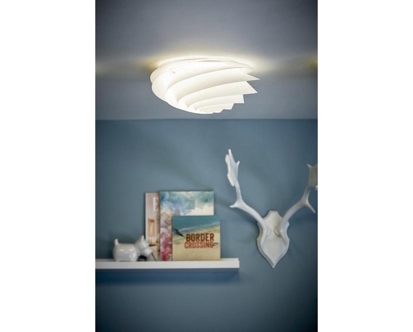 Le Klint - Swirl plafond-/wandlamp - 4