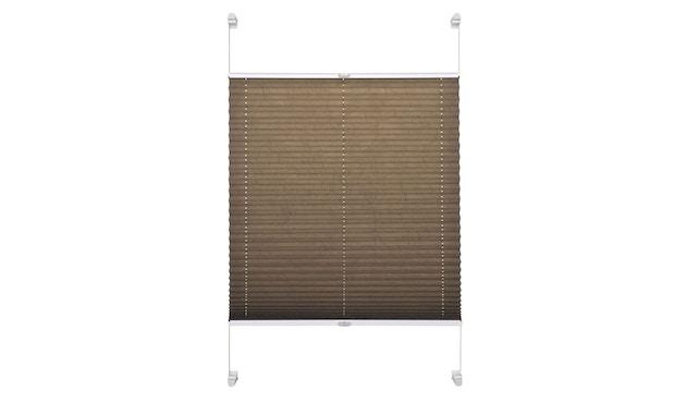 SCHÖNER WOHNEN-Kollektion - Plissee mit Klemmträger - 45 x 140 cm - taupe - 1