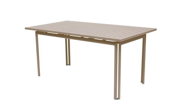 Fermob - COSTA tafel - 160 x 80 cm - 14 muskaat mat - 1