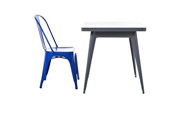 Tolix - 55 Tisch - quadratisch - indoor - 6