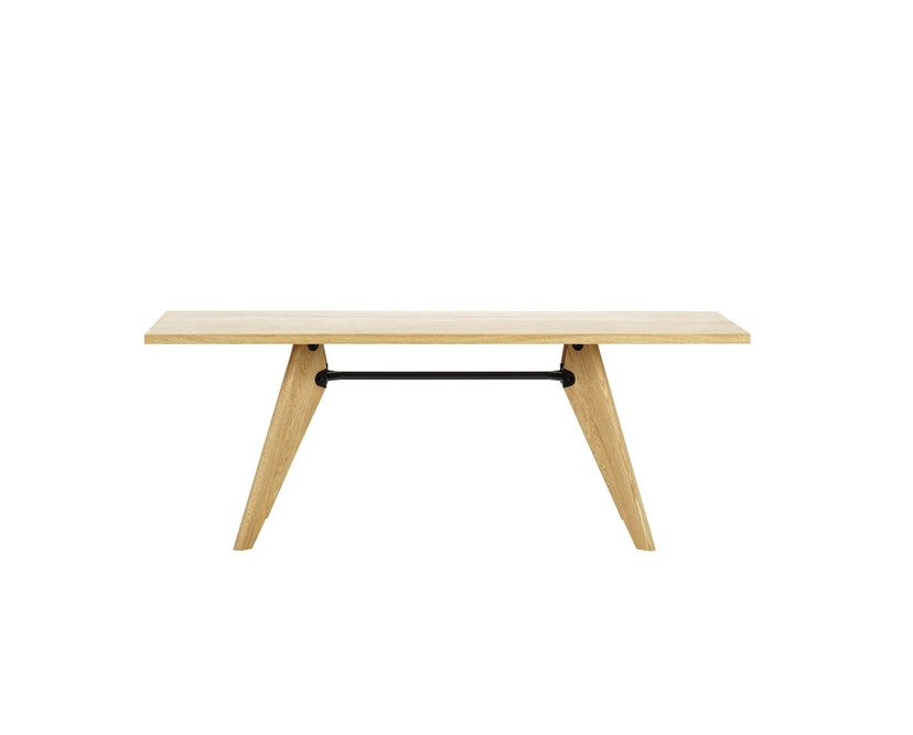 Vitra - Table Solvay M - Eiche natur - 1