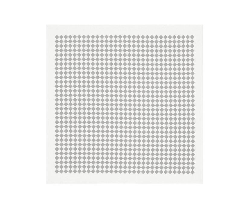 Vitra - Tablecloth  - Checker grau - 1