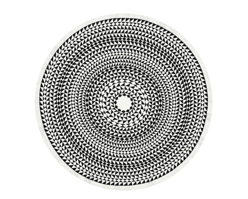 Vitra - Tablecloth  - Geometric schwarz - 0