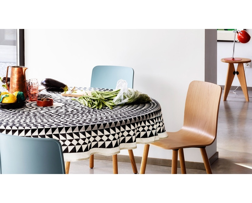Vitra - Tablecloth  - Geometric schwarz - 3