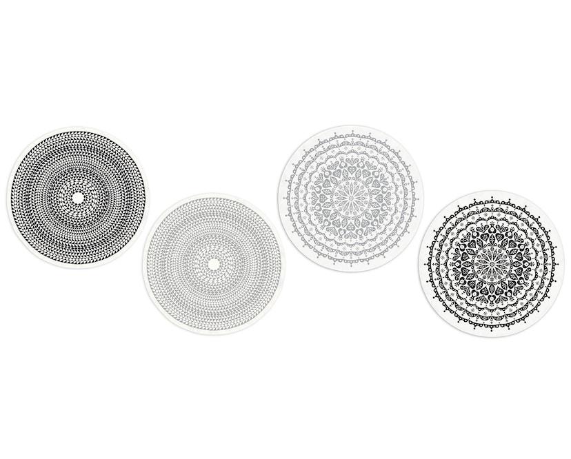 Vitra - Tablecloth  - Geometric schwarz - 2