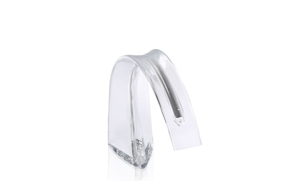 Kartell - Taj Mini Tischleuchte - glasklar - 3