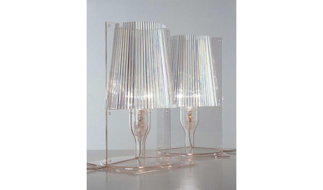 Kartell - Take tafellamp - zwart - 4