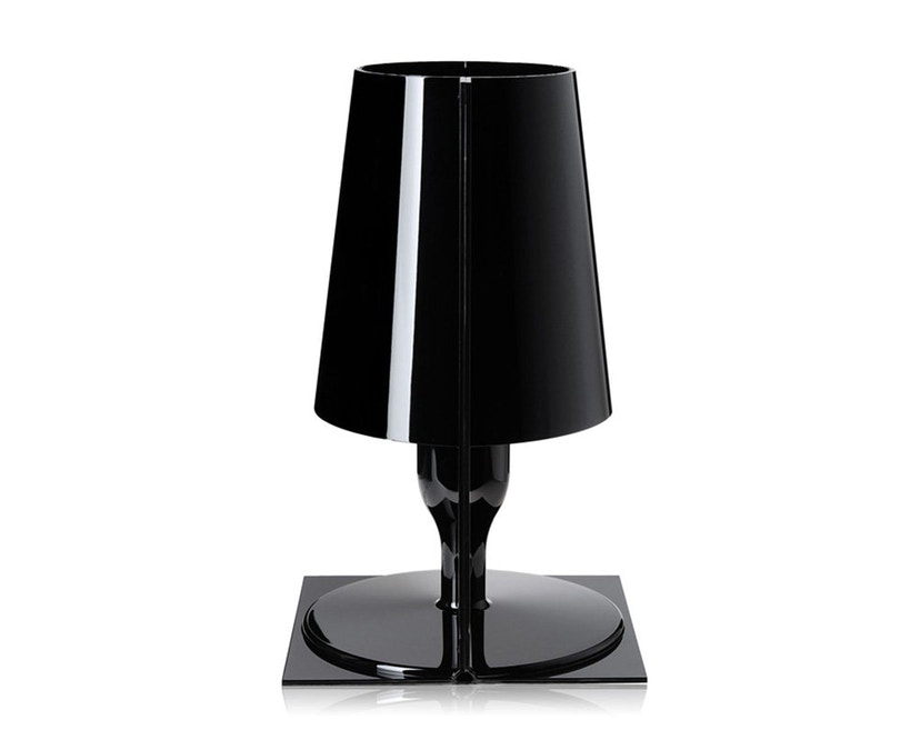 Kartell - Take tafellamp - zwart - 2