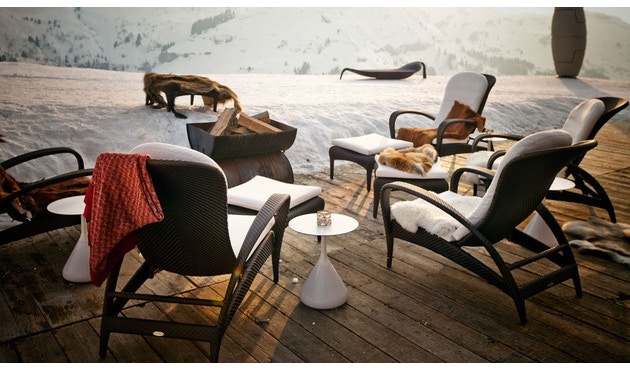 Dedon - Tango 2-Sitzer  Sofa - bronze - 4