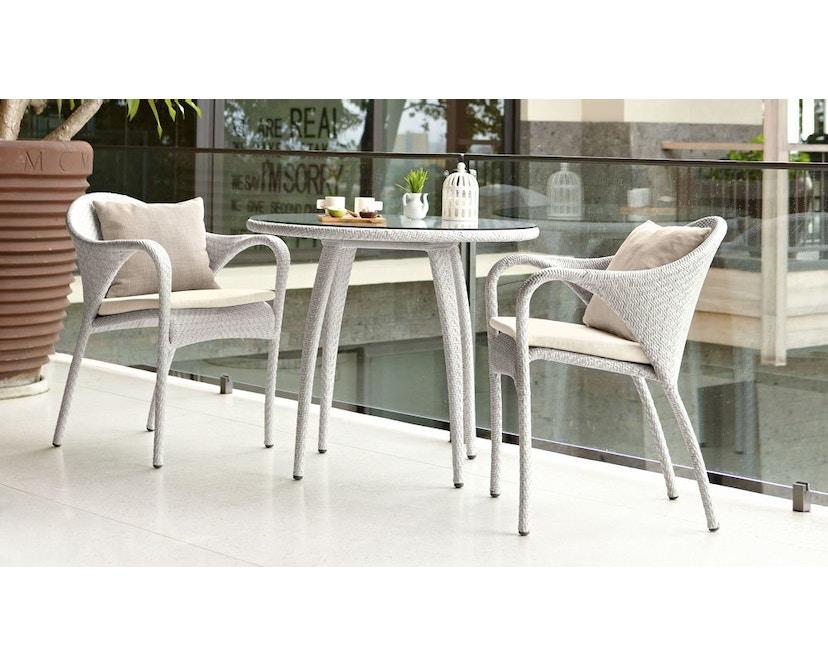 Dedon - Tango 2-Sitzer  Sofa - bronze - 5