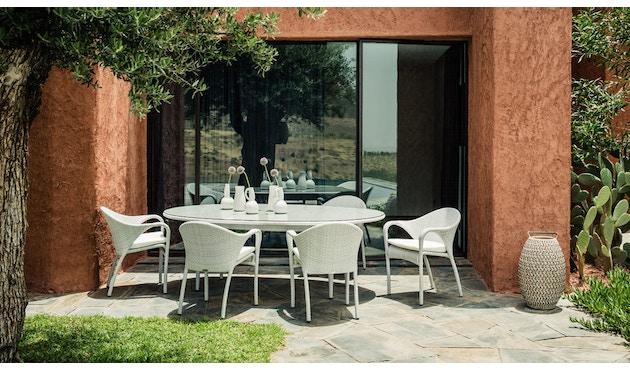 Dedon - Tango 2-Sitzer  Sofa - bronze - 6