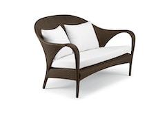 Tango 2-Sitzer  Sofa - bronze