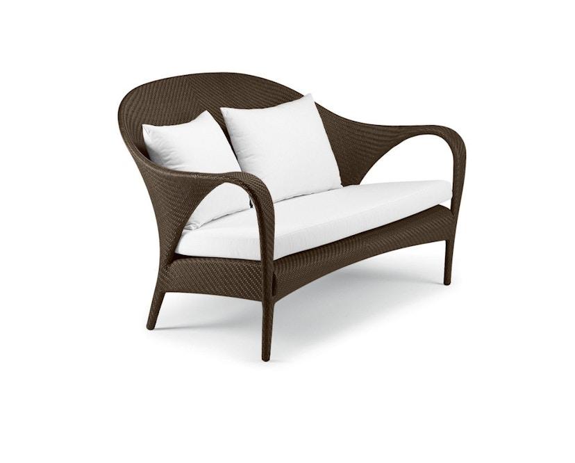 Dedon - Tango 2-Sitzer  Sofa - bronze - 1