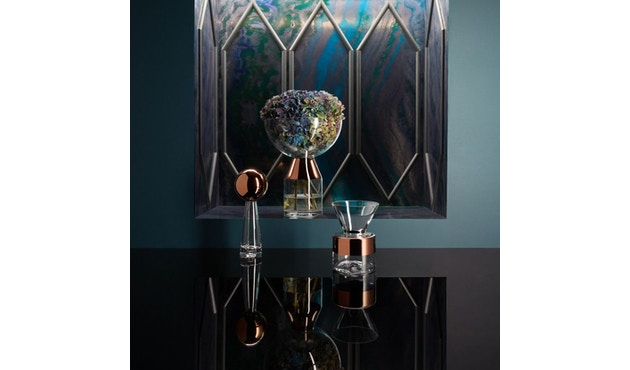 Tom Dixon - Tank Vase - Glas - Large - 3