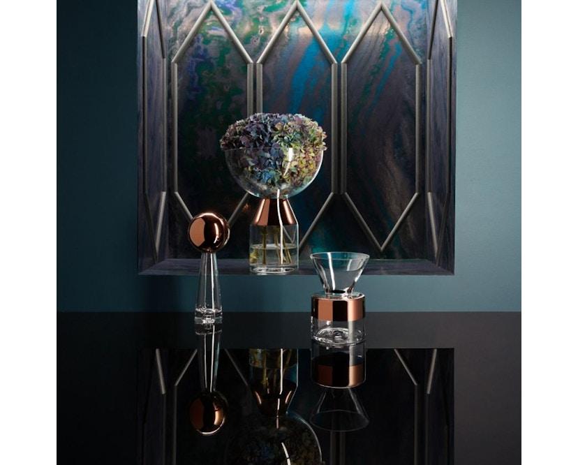 Tom Dixon - Tank Vase - Glas - Medium - 3