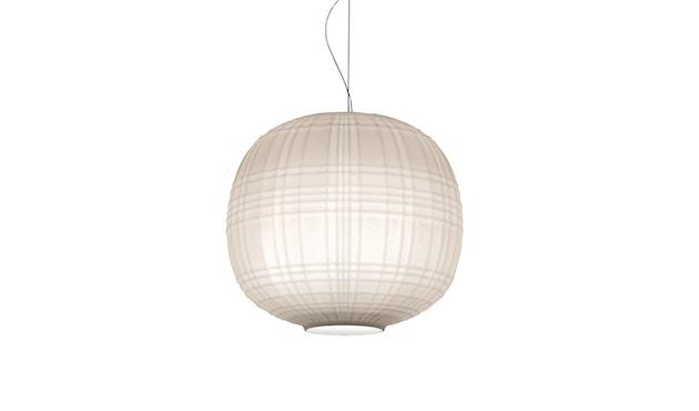 Foscarini - Tartan Hängeleuchte LED - bianco - 1