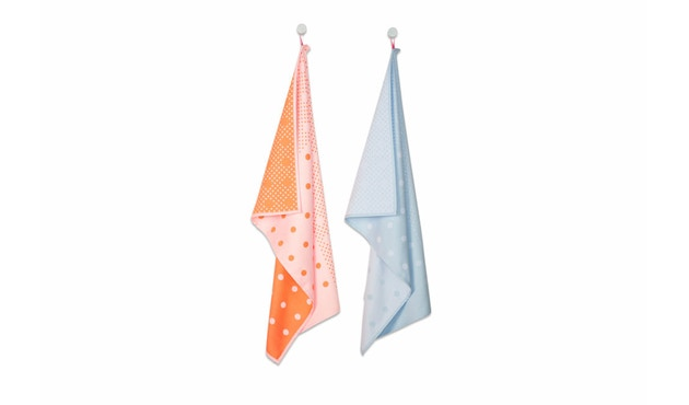 HAY - Trockentücher S&B Tea Towels Dot - 52 x 75 cm - Big Dots - 1