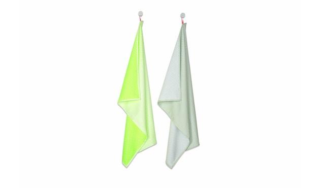 HAY - Trockentücher S&B Tea Towels Dot - 52 x 75 cm - Block Dots - 1