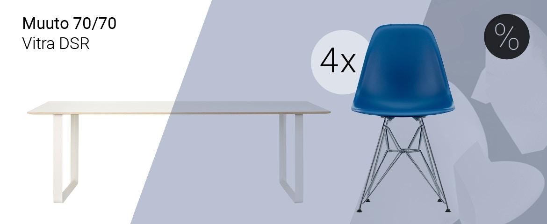 70/70 Tisch / DSR
