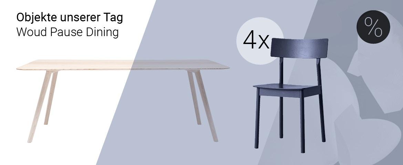Meyer Tisch / Pause Dining Stuhl