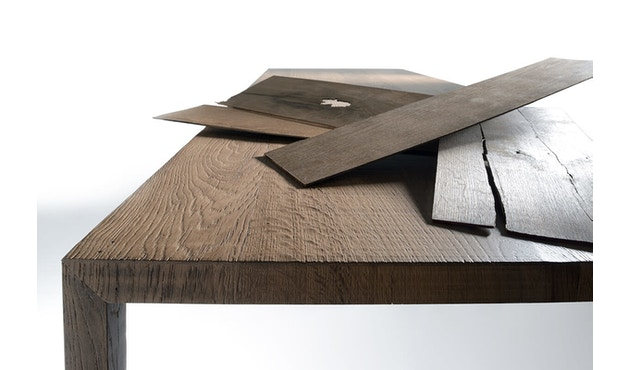 MDF Italia - Tense Material Tisch - Holz - 100 x 300 cm - 3