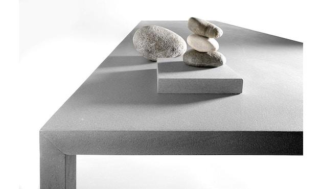MDF Italia - Tense Material Tisch - Stein - 90 x 160 - 3