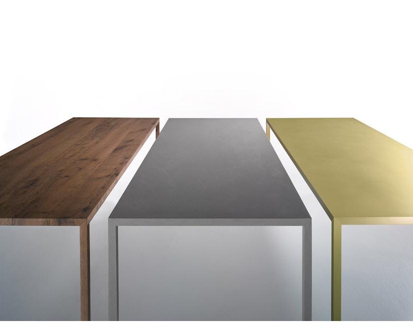 MDF Italia - Tense Material Tisch - Stein - 90 x 160 - 4