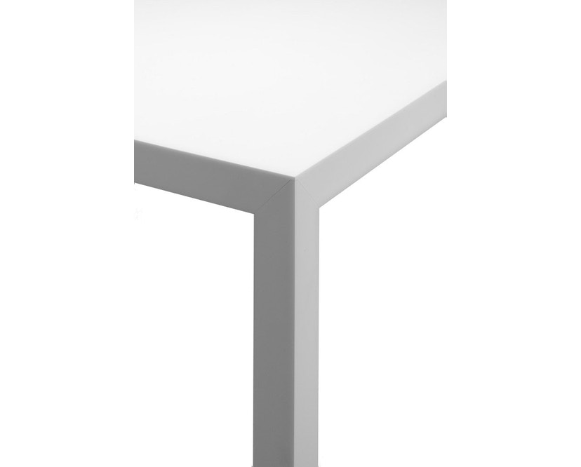 MDF Italia - Tense tafel - 90 x 160 - wit - 2
