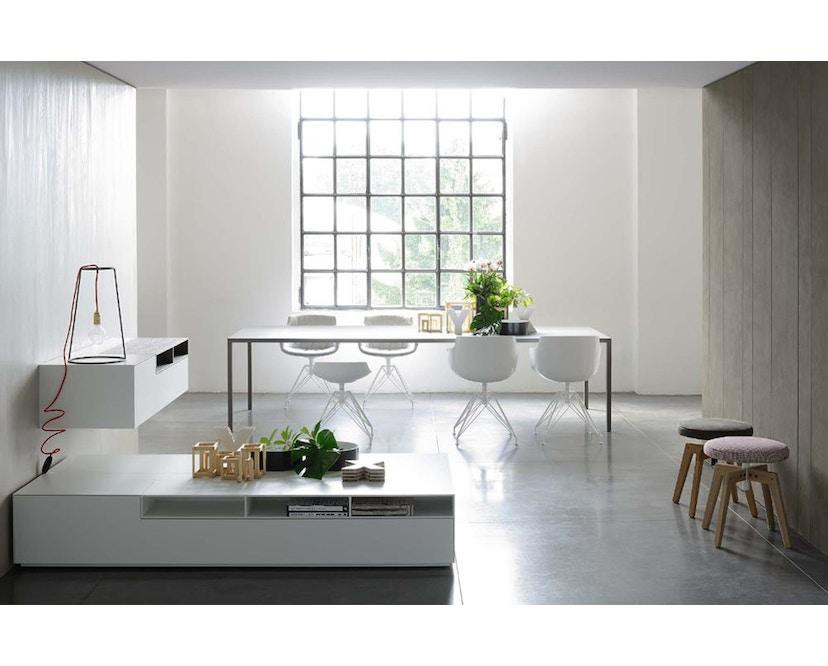 MDF Italia - Tense Tisch - weiß - 90 x 160 cm - 4