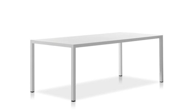 MDF Italia - Tense Tisch - weiß - 90 x 160 cm - 1