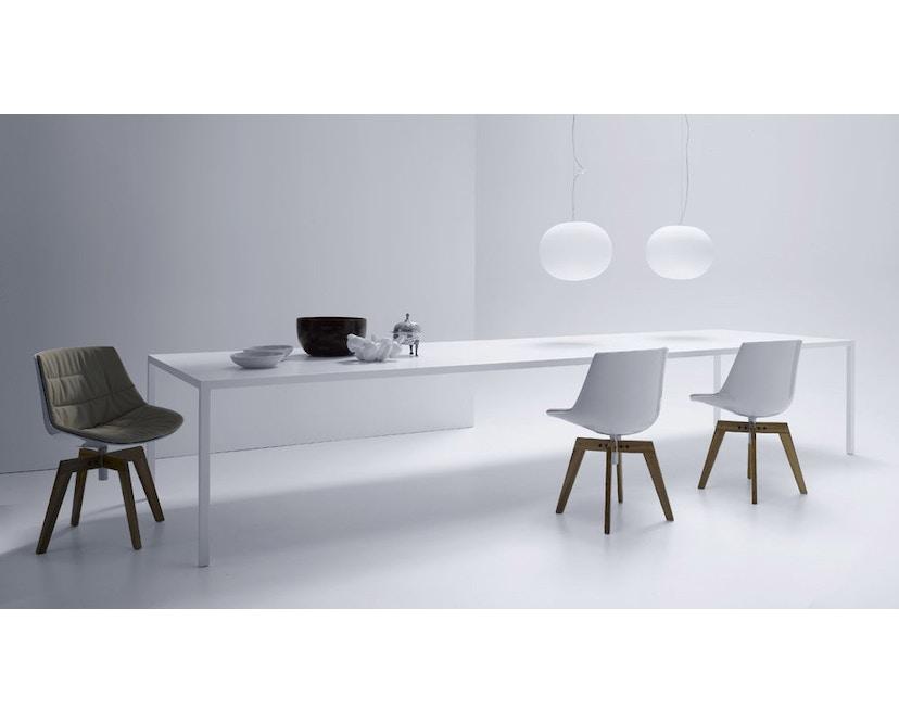 MDF Italia - Tense Tisch - weiß - 90 x 200 cm - 3