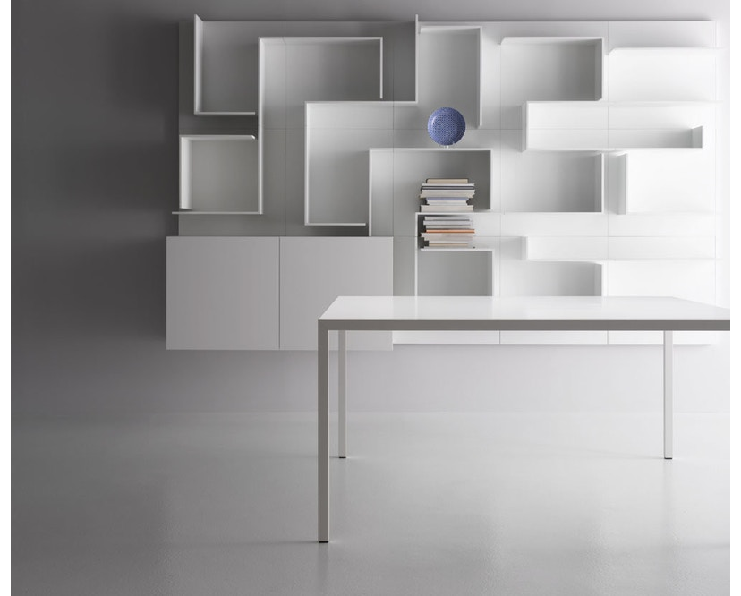 MDF Italia - Tense Tisch - weiß - 90 x 200 cm - 5